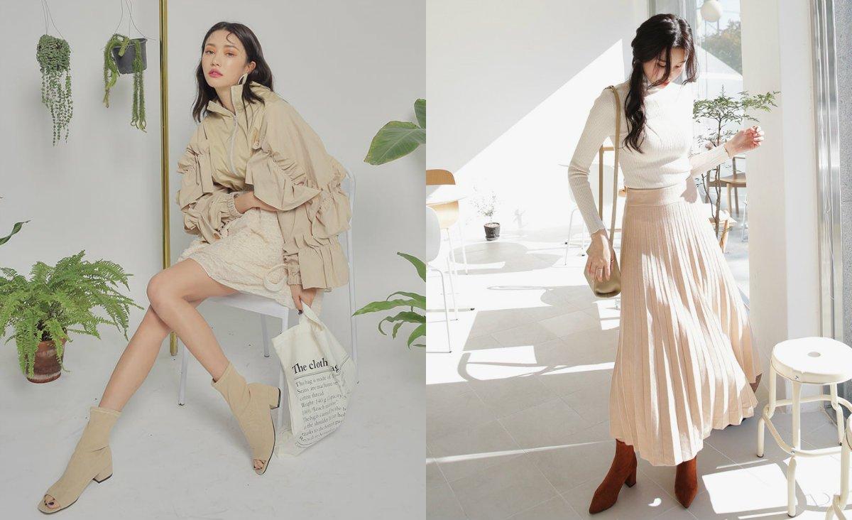 Gam màu nào được chị em Hàn ưa chuộng khi mua sắm?