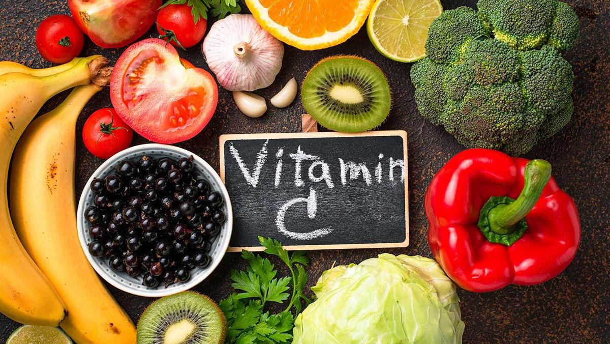 Vitamin C còn có tác dụng chống oxi hóa, tăng cường hệ miễn dịch