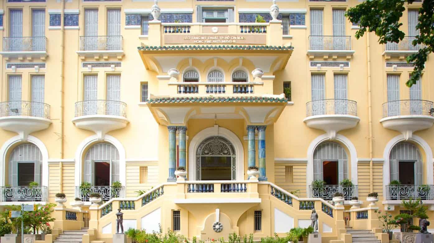 Ghé thăm những bảo tàng nổi tiếng nhất tại Sài Gòn