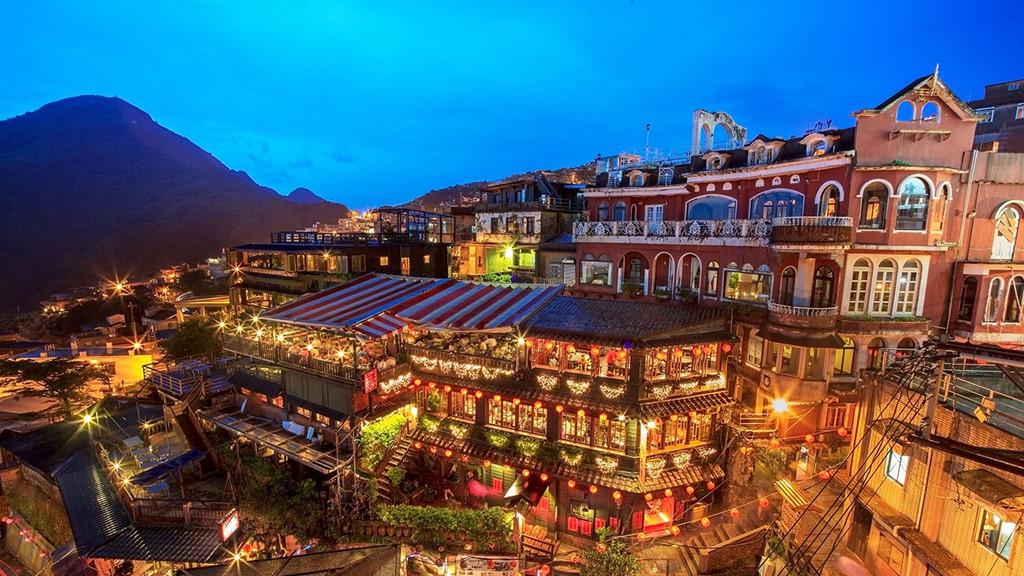 Khám phá những ngôi làng xinh đẹp, yên bình ở Châu Á