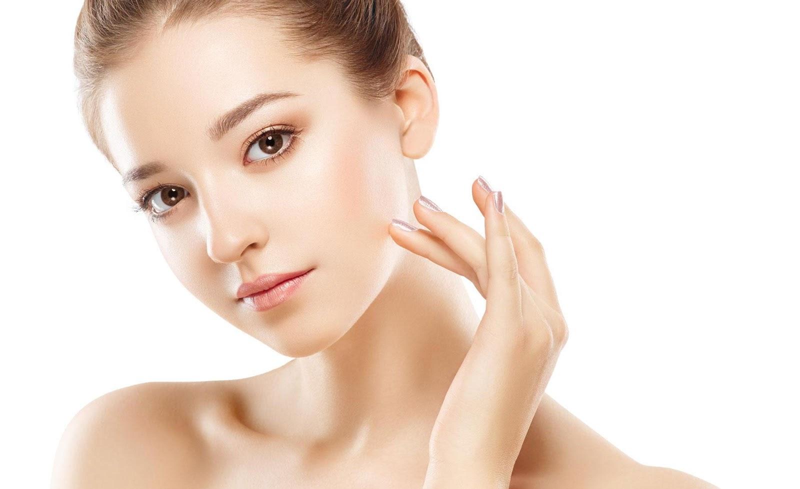 Các sản phẩm chăm sóc da mặt của phụ nữ Nhật