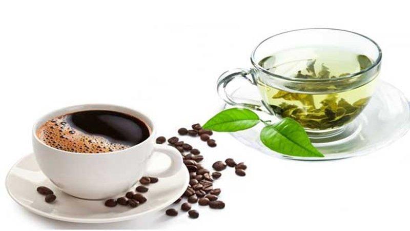Giữa trà đen và cà phê đen loại nào tốt cho sức khỏe hơn?