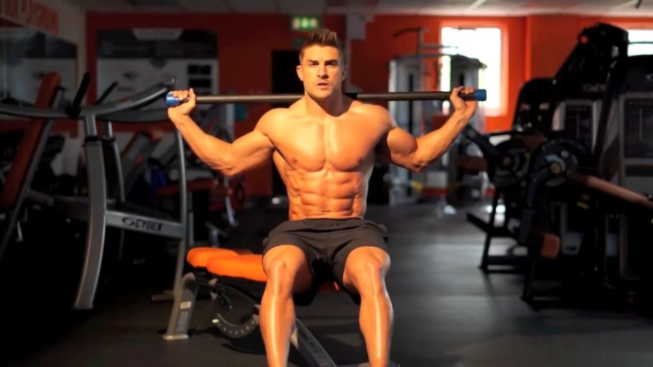 Tập ra cơ bụng 6 múi nam tính chỉ với vài bí quyết đơn giản