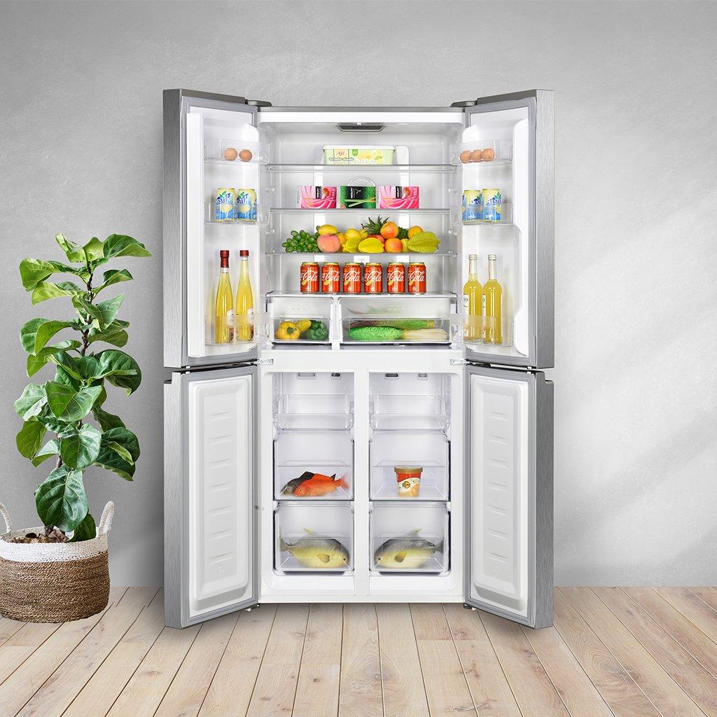 Mẹo làm sạch tủ lạnh nhà bạn chỉ trong vài bước thực hiện