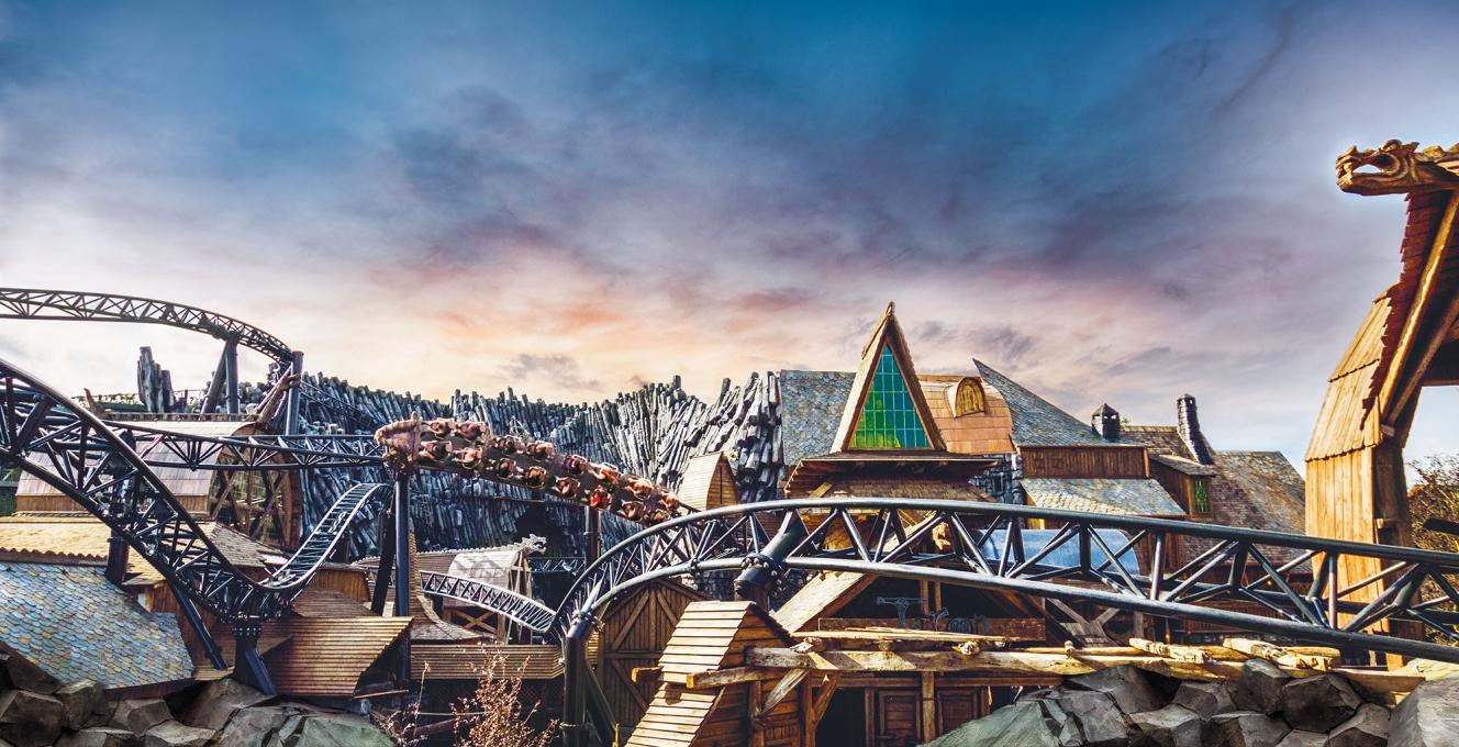 Tham quan những công viên giải trí thú vị nhất thế giới