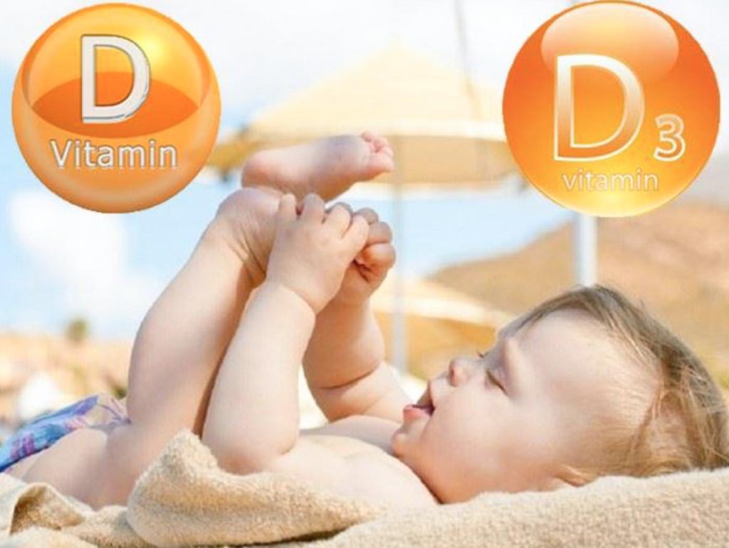 Vai trò của vitamin D ảnh hưởng như thế nào đến phát triển của trẻ em?