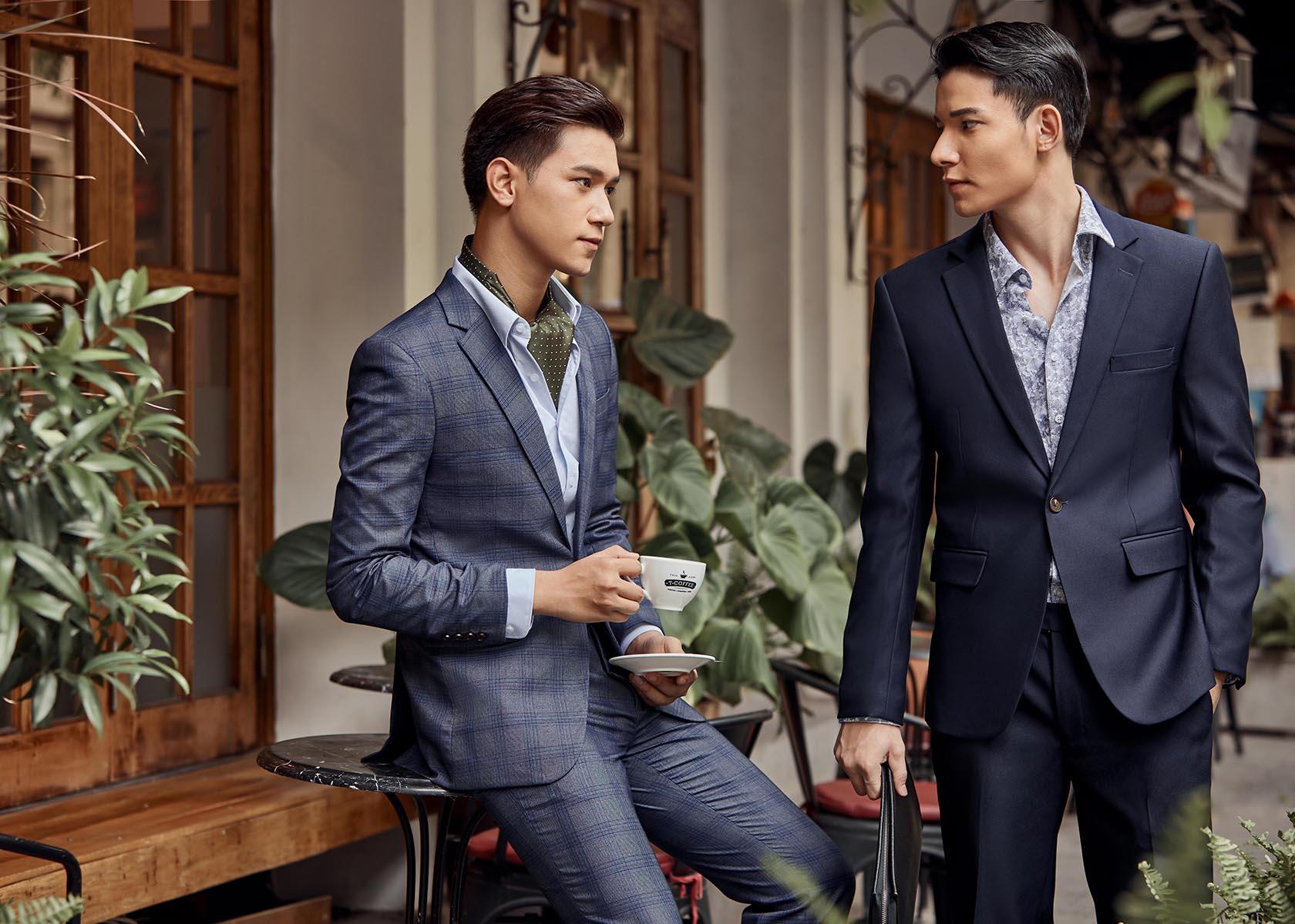 Quy tắc thời trang nam trong cài cúc áo vest