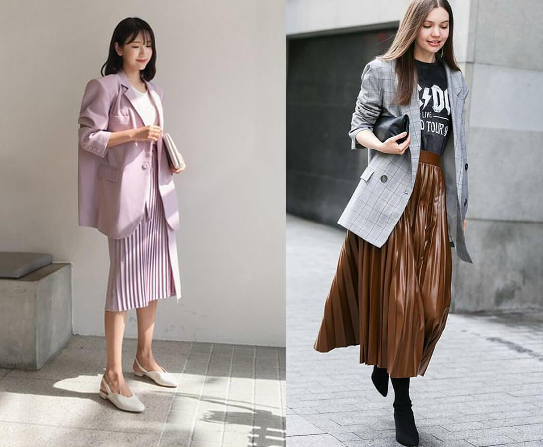 Top 5 mẫu chân váy công sở đang được các bạn nữ yêu thích hiện nay