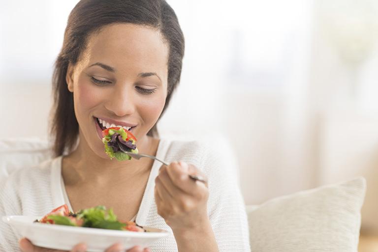 Vai trò của chế độ ăn với bệnh viêm loét dạ dày