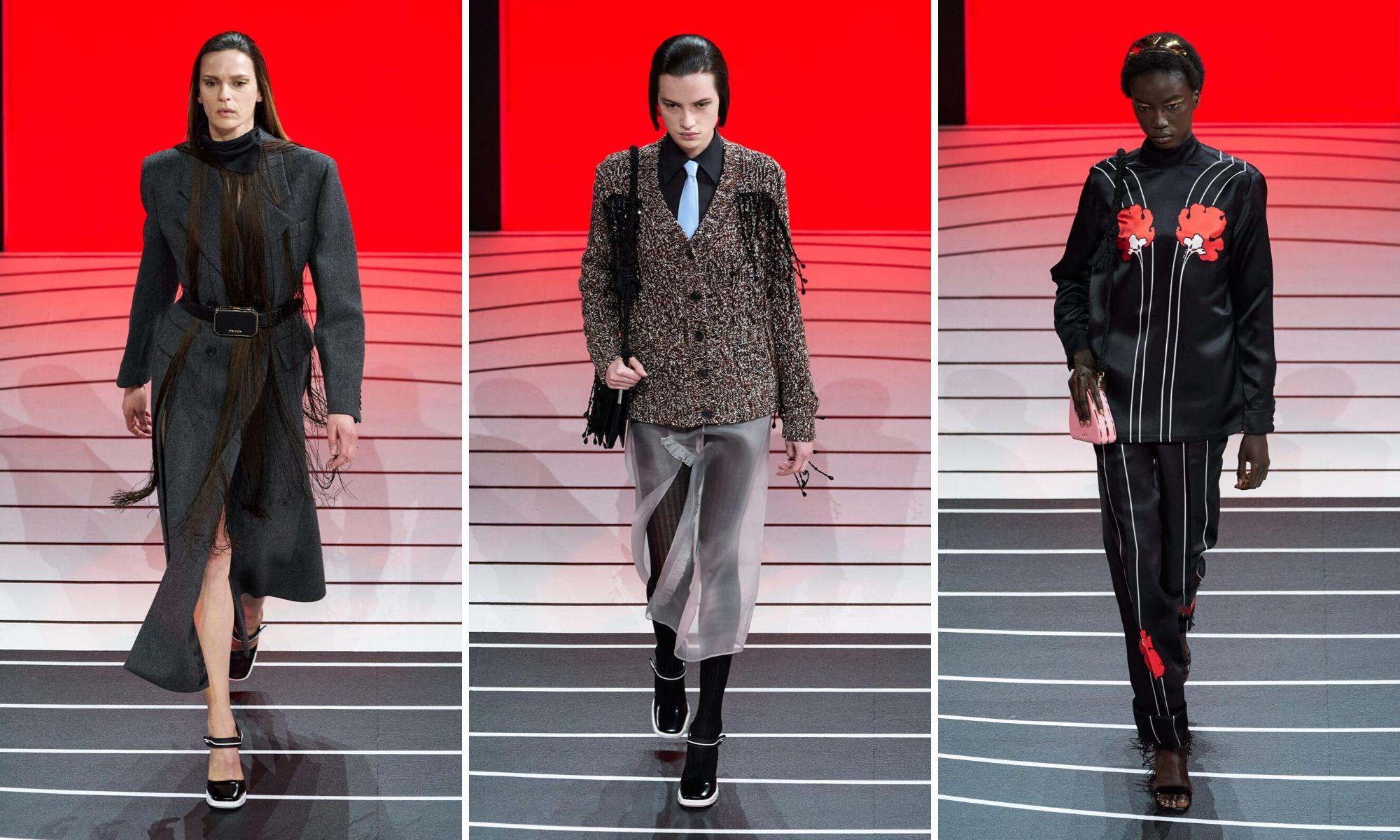 Hé lộ điểm nổi bật trong BST Thu Đông của thương hiệu thời trang Prada