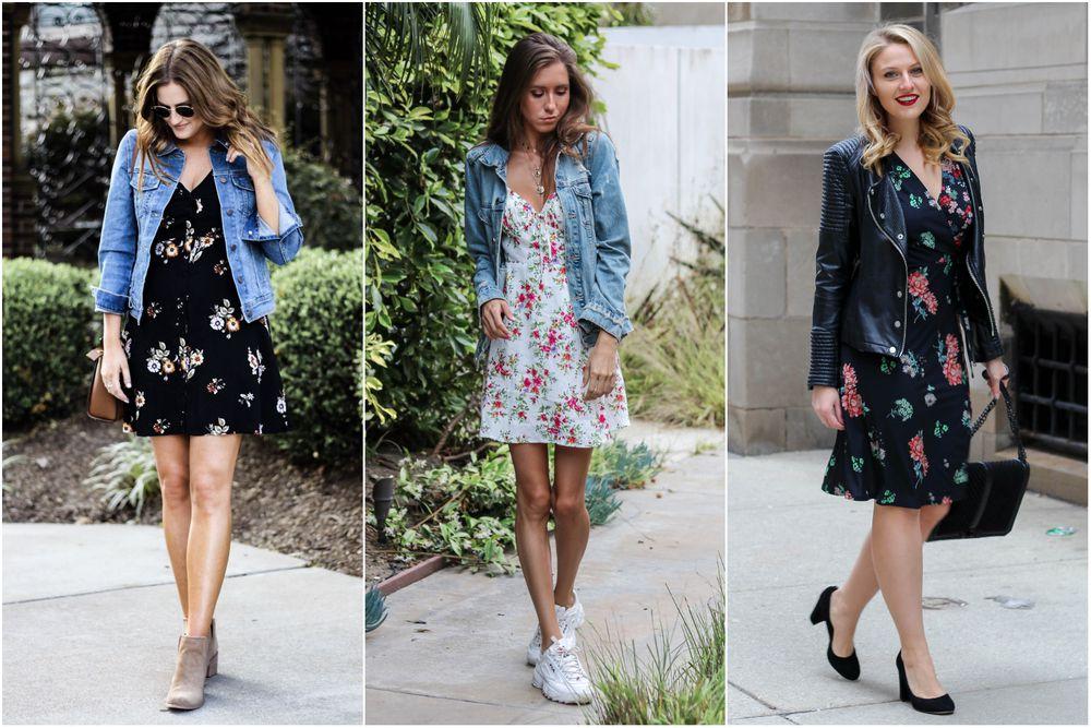 Top 3 mẫu váy họa tiết nên có trong tủ đồ mùa hè của dân công sở